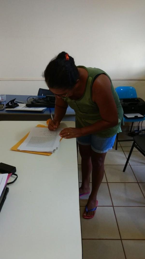 Prefeitura de Tanque do Piauí assina contrato com agricultura familiar