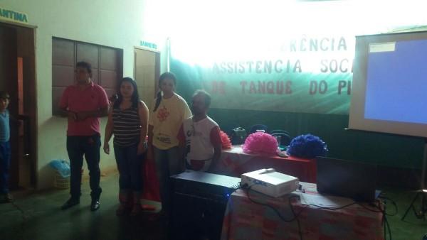 Tanque do Piauí realizou a IX conferência de assistência social