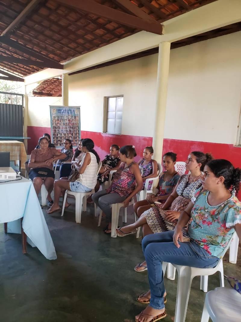 V Semana do Bebê tem início em Tanque do Piauí