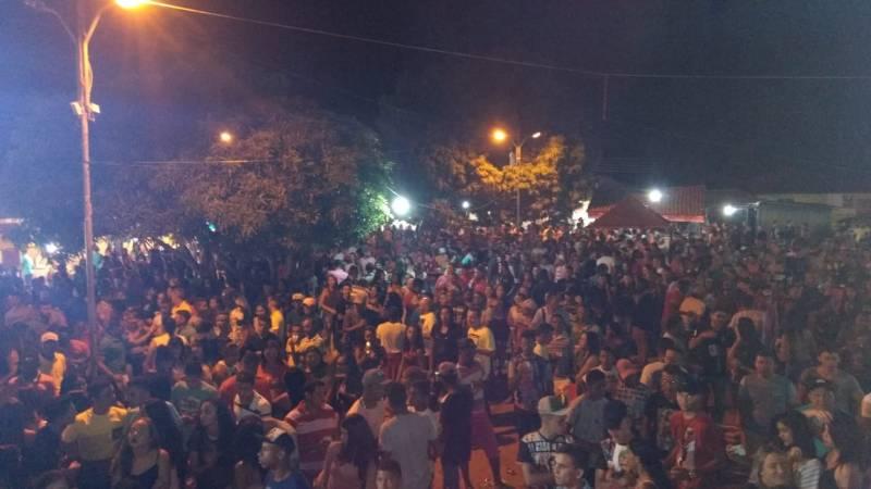 Município de Tanque do Piauí realiza show no dia do aniversário