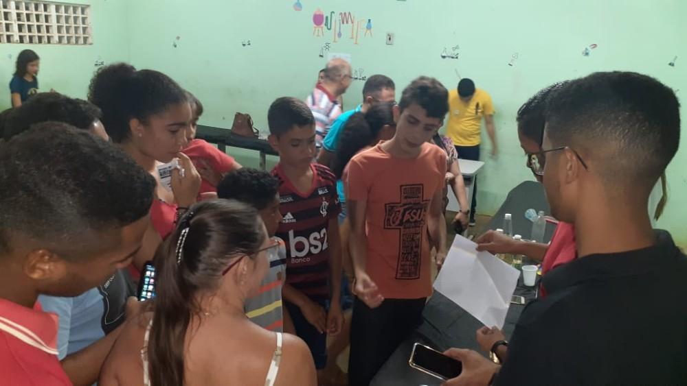 Escola estadual de Tanque do Piauí realiza feira do conhecimento