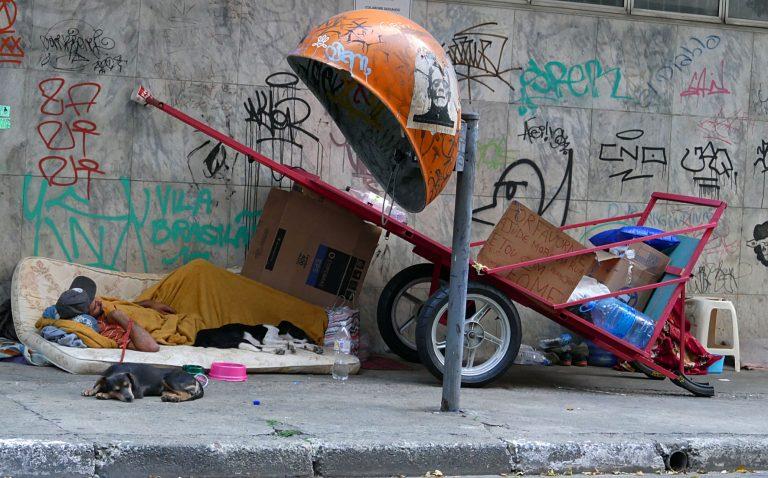 Projeto prevê atendimento de pessoas em situação de rua pela assistência social